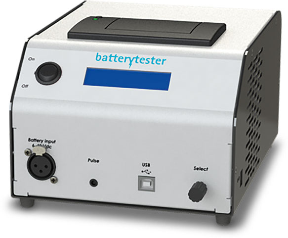 E-Accu Batterytester